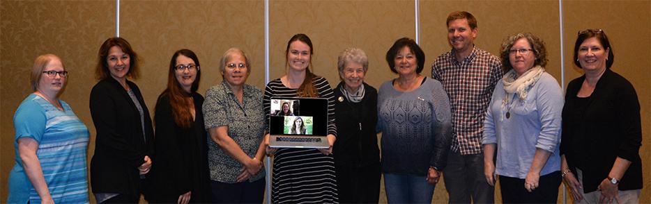 Sisters of Charity Federation Communicators Meeting October 2, 2017, Niagara Falls, Ontario, Canada