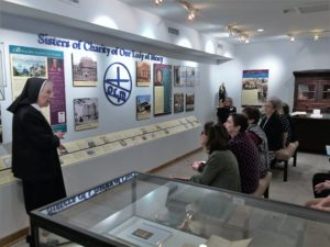 Tour of Heritage Room